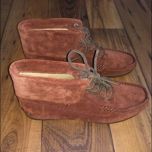 *SOLD* Frye Quincy Booties